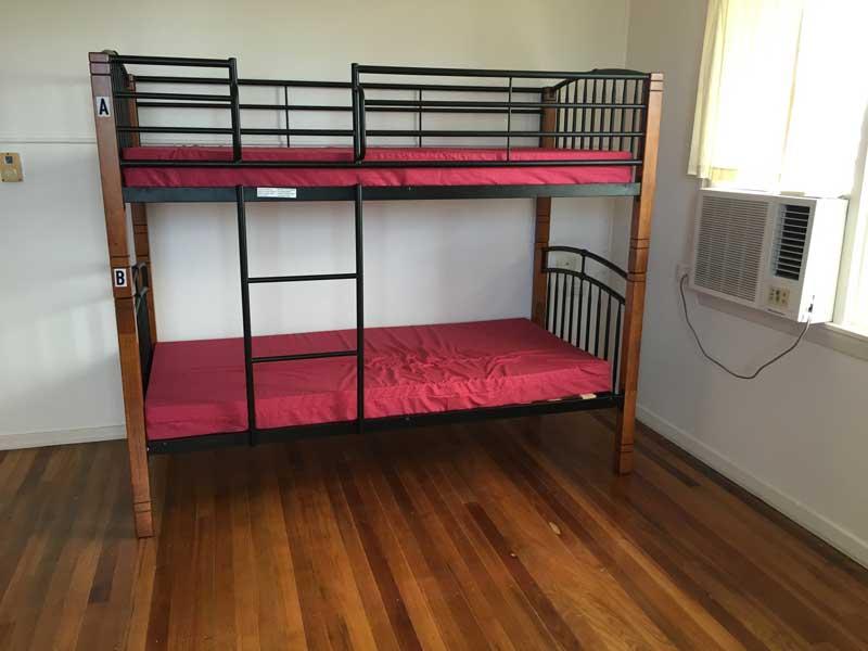 Bedroom dorms