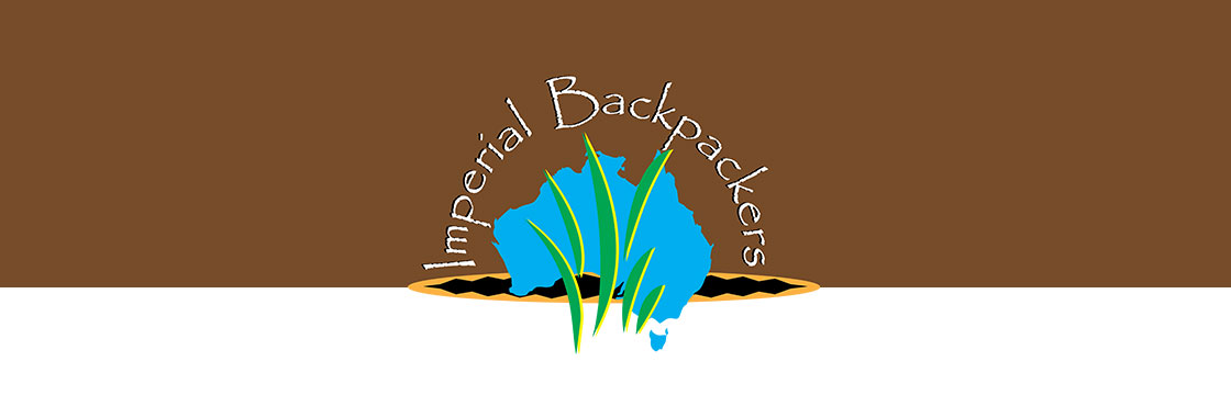 Imperial Backpackers Logo